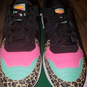 82f284354e0e Puma Shoes   Rs100 Party Cheetah Sz 95 Dsrare   Poshmark